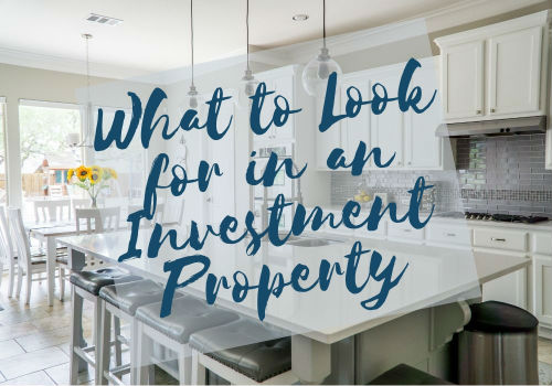 What to Look for in an Investment Property in Comox