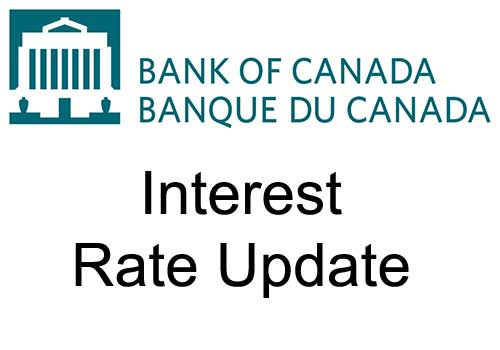 July 15 - 2020 Bank of Canada will maintain current level of policy rate until inflation objective is achieved, continues program of quantitative easing