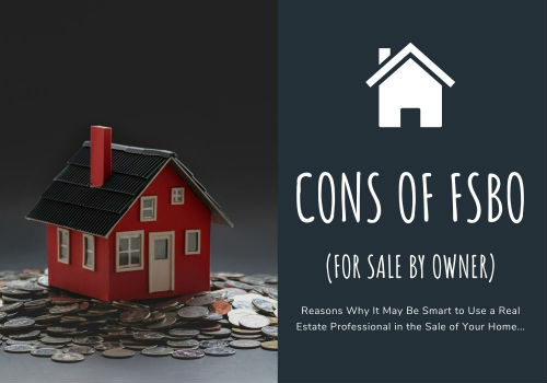 Cons of For Sale By Owner (FSBO) in Comox Valley, British Columbia