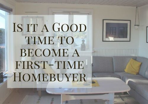 Is it a Good Time to Become a First-Time Home Buyer in Comox Valley, British Columbia?
