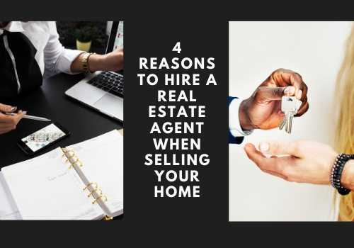 4 Reasons to Hire a Real Estate Agent When Selling Your Home in Comox, British Columbia