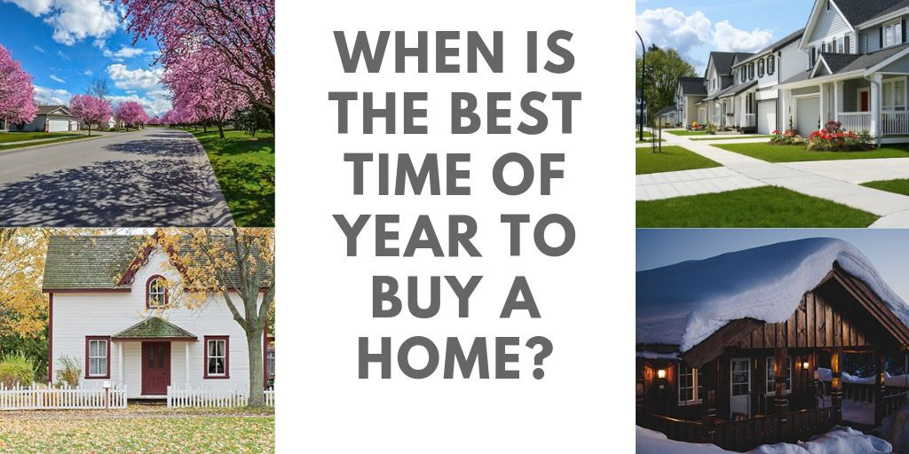When is the Best Time of Year to Buy a Home in Courtenay, BC?